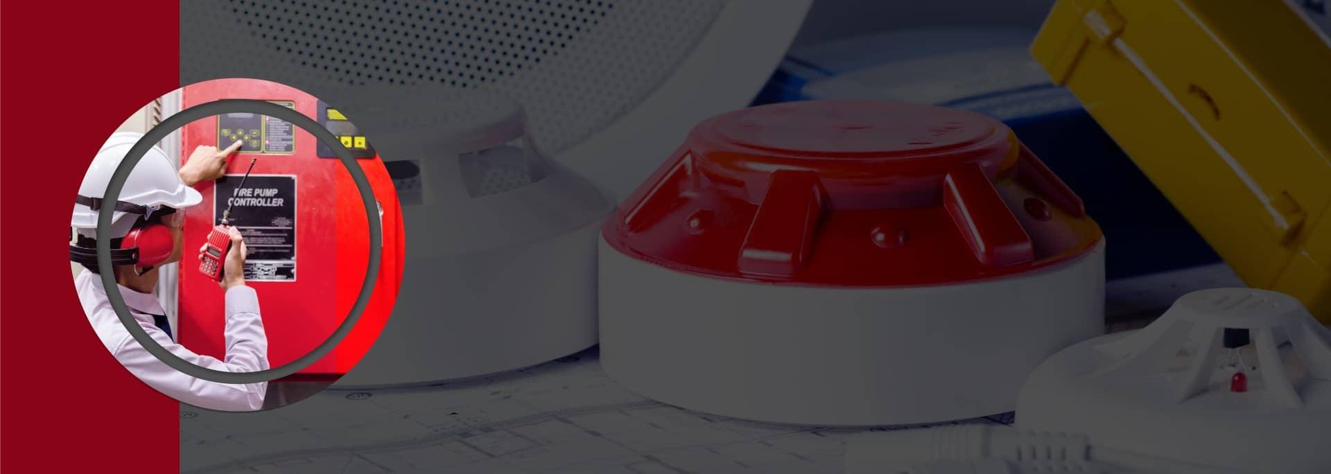 detector de incendios