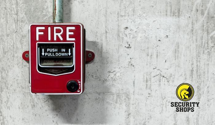 Sistemas de seguridad electrónica para prevención de incendios